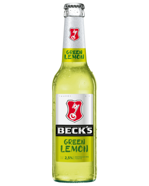 Beck´s Green Lemon 0,33l