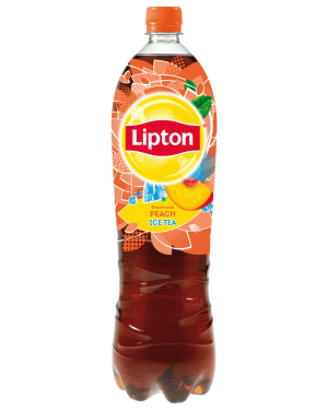 Lipton Ice Tea Peach 1,5l