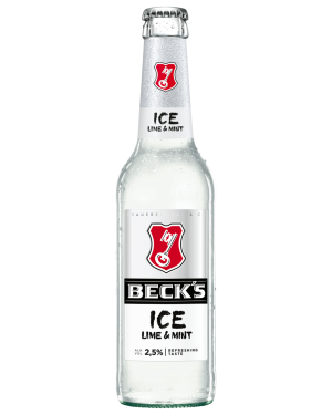 Beck's Ice Lime & Mint 0,33l